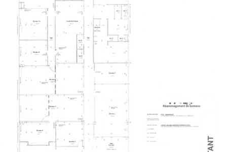 PLATEAU DE 500 m², divisé – refait à neuf