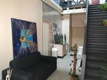 Location bureaux  à St-Ouen-15