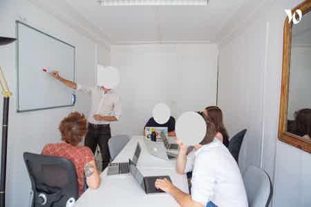 30 m2 de bureaux 10e Bonne Nouvelle