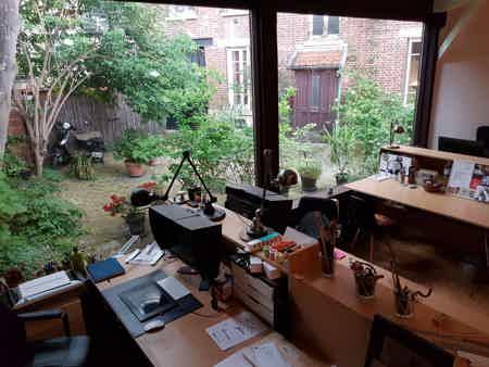 grand bureau dans local 1920 partagé-2
