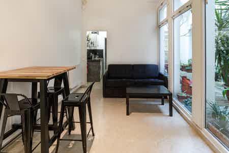 Bel espace de 50 m² en plein Beaubourg-10