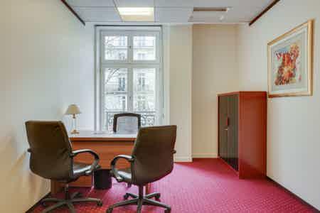 Bureau privatif et lumineux - 1/3 postes