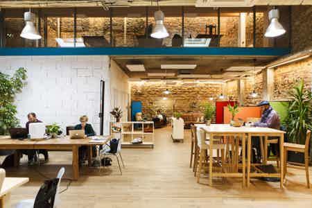 Coworking flexible & convivial Lyon 9ème !-1