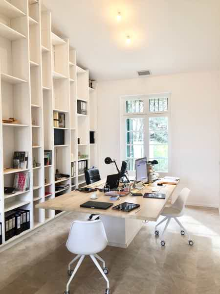 Coworking dans une maison Bd Berthelot