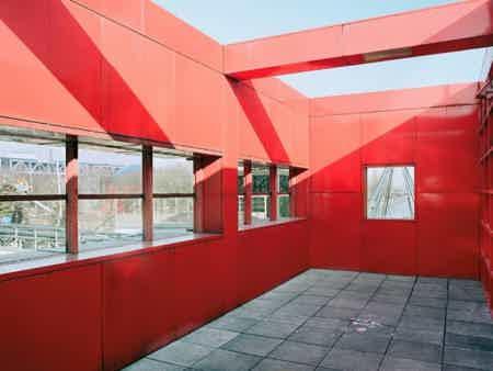 Poste open-Space, Parc de La Villette-1