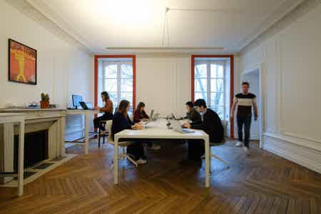 Coworking flexible & convivial Nantes !-2