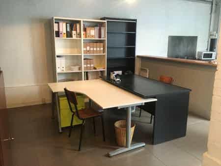 Bureaux open space dans maison-3