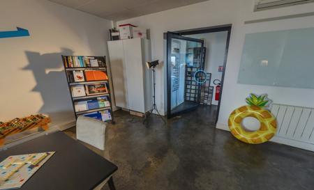 Bureau indépendant espace avec terrasse-3