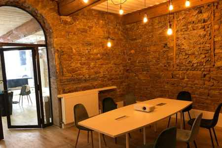 espace design bas des pentes (Lyon1)