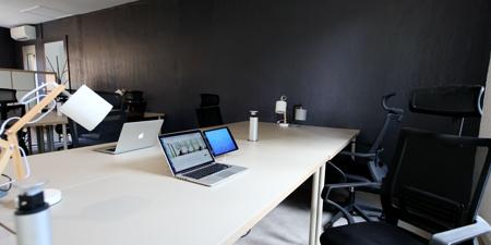 Bureau dédié en Open Space Aix-Les Millles-4
