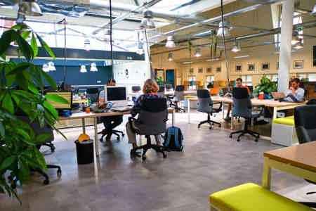 Espace de coworking le Taf Café