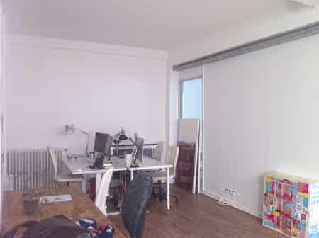 Espace de 16m2 meublé