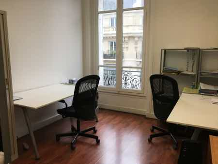 Espace de bureaux privés - Réaumur-4
