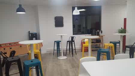 Open space Lyon Part Dieu