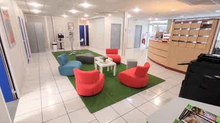 Bureau fermé Toulouse St Martin du Touch-2