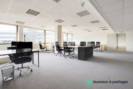 Bureau en open space-1