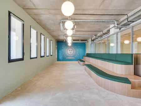 Bureau privatif 2 postes aux Milles-2
