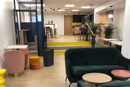 Bureau privé 6 personnes neuilly/seine