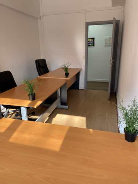 Location de bureau pour 5 personnes