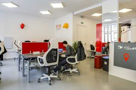 Coworking Paris 5 - postes disponibles