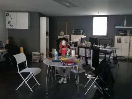 Brest guipavas place dans open space en boutique