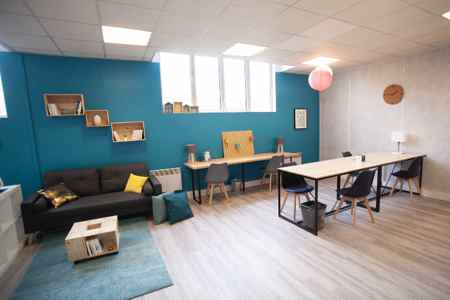 open space -espace coworking