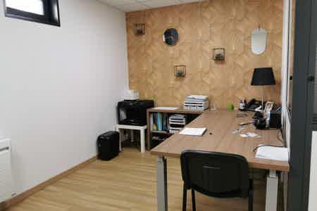 Location Bureau centre ville de Compiègne
