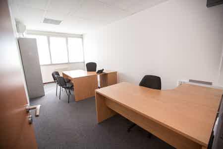 Bureau fermé - Bureau privé-6