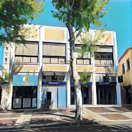 Bureau en openspace centre ville Marignane-3