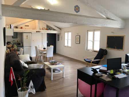 Bureau à partager centre Montpellier