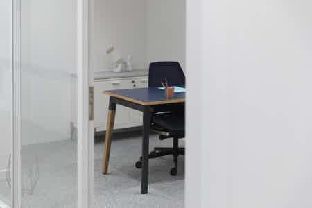 Bureaux privés - 1 à 6 postes - Joliette