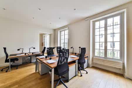Bureaux 50 m² à louer-4