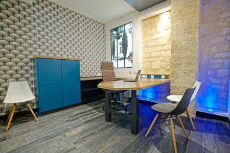 Coworking Bordeaux - Bureaux fermés