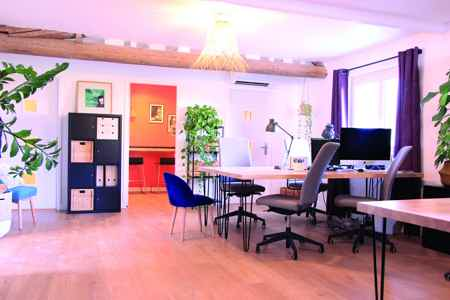 Coworking à Babord