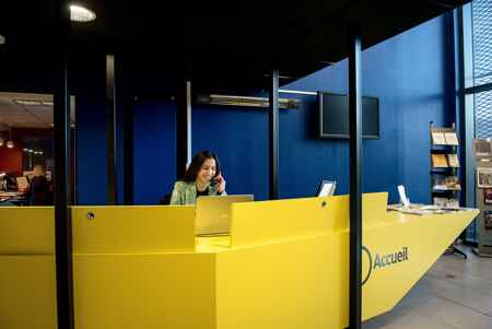 Plateaux de bureaux à saint-herblain-5