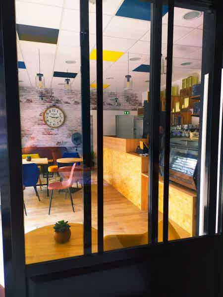 Bureaux - Tea&Coffee Shop