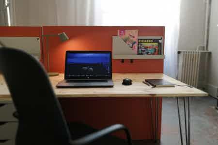 Bureau en coworking Montpellier centre