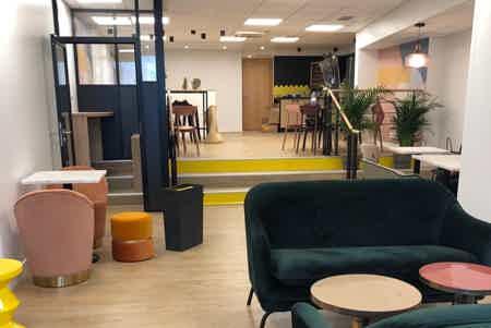 Bureau privé 4 personnes Neuilly/Seine-4