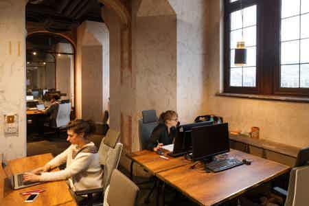 Bureaux 4 places à Lille-2