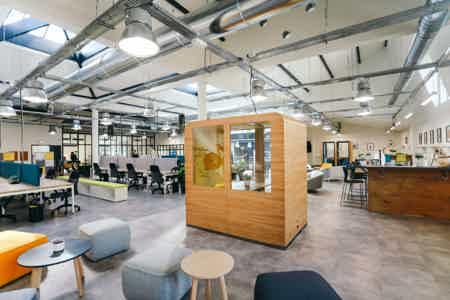 Espace de coworking le Taf Café-4