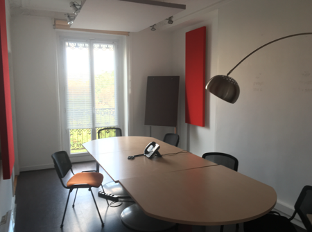 Poste en open space - Réaumur-1