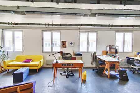 Coworking - Open Space - Postes de travail