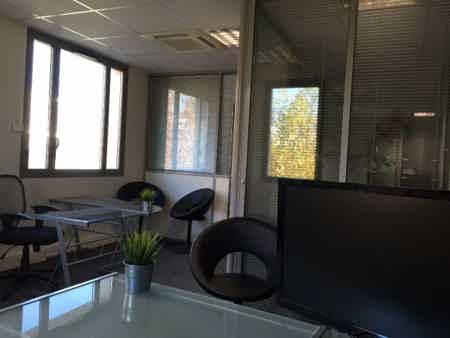 Bureau 13 m² tout inclus grenoble alpexpo-8