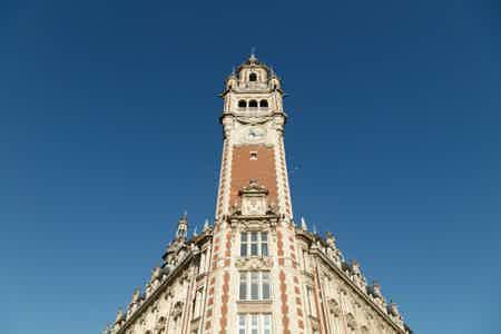 Bureaux 6 places à Lille-8