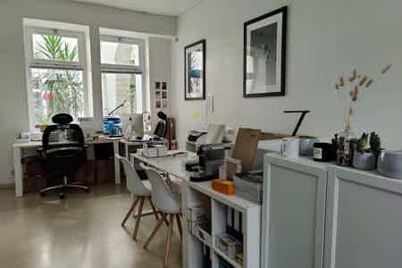 Bel espace de 50 m² en plein Beaubourg