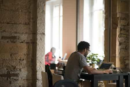 Coworking flexible & convivial Lyon 1er !-4