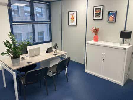Bureaux indépendants 2 postes 15 m2-8