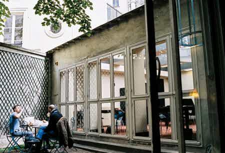 Bureau fermé 4 pers proche Saint Lazare-2