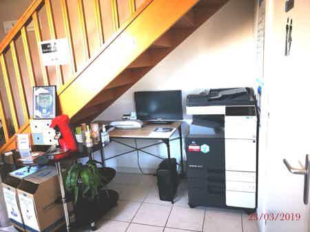 bureau individuel lumineux à louer 20m²-2