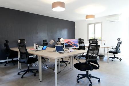 Bureau dédié en Open Space Aix-Les Millles